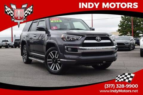 2017 Toyota 4Runner for sale at Indy Motors Inc in Indianapolis IN