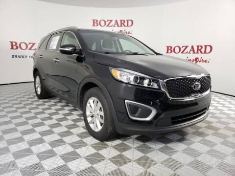 2017 Kia Sorento for sale at BOZARD FORD in Saint Augustine FL