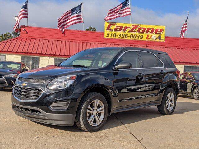 2017 Chevrolet Equinox for sale at CarZoneUSA in West Monroe LA