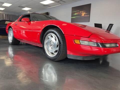 1995 Chevrolet Corvette for sale at Auto Mode USA of Monee - AUTO MODE USA-Burbank in Burbank IL