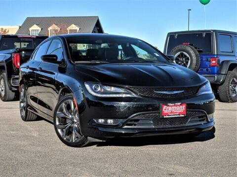 2016 Chrysler 200 for sale at Rocky Mountain Commercial Trucks in Casper WY