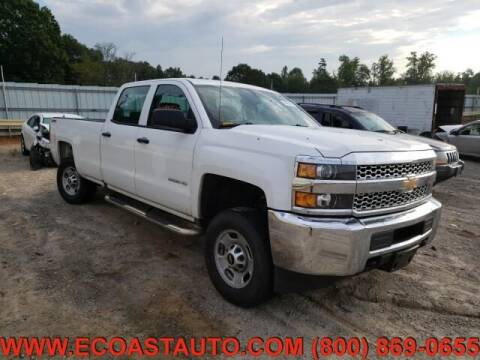 2019 Chevrolet Silverado 2500HD for sale at East Coast Auto Source Inc. in Bedford VA