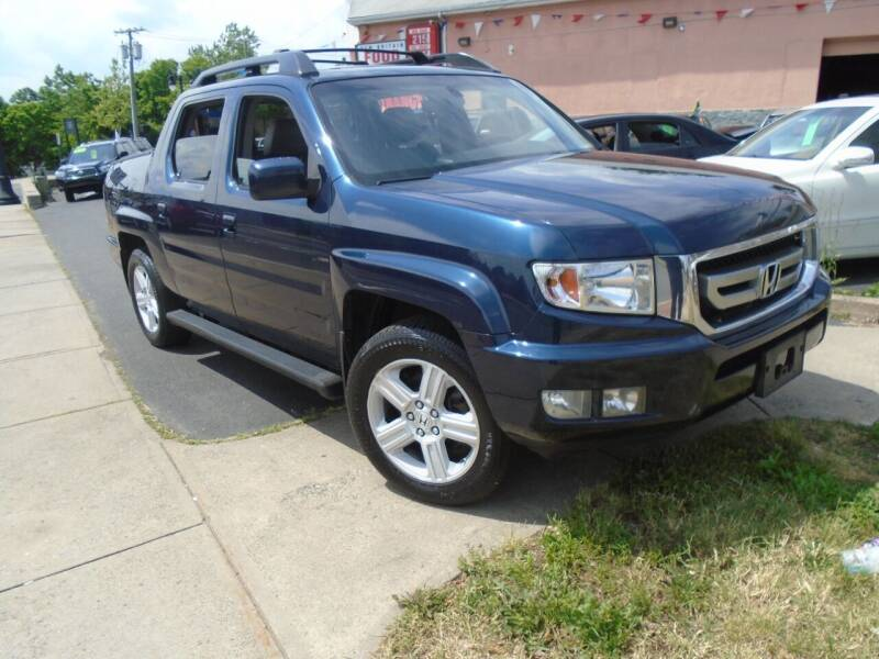 2010 Honda Ridgeline for sale at Broadway Auto Services in New Britain CT