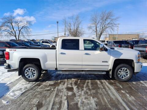 2019 Chevrolet Silverado 3500HD for sale at LENZ TRUCK CENTER in Fond Du Lac WI