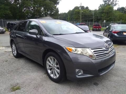 2010 Toyota Venza for sale at Import Plus Auto Sales in Norcross GA