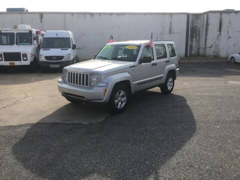 2010 Jeep Liberty for sale at 1020 Route 109 Auto Sales in Lindenhurst NY