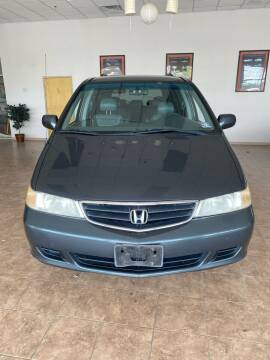 2003 Honda Odyssey for sale at Trans Atlantic Motorcars in Philadelphia PA