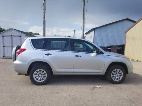 2011 Toyota RAV4 for sale at CENTER AVENUE AUTO SALES in Brodhead WI