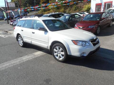 2009 Subaru Outback for sale at Ricciardi Auto Sales in Waterbury CT