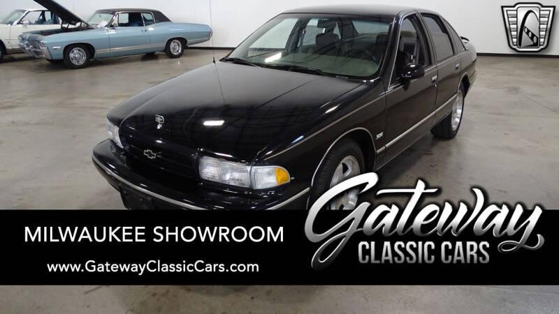 1993 Chevrolet Caprice for sale in Kenosha, WI