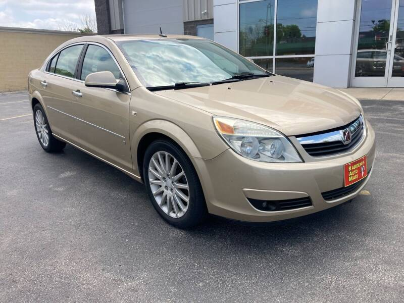 2007 Saturn Aura for sale at RABIDEAU'S AUTO MART in Green Bay WI