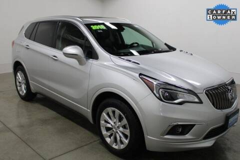 2018 Buick Envision for sale at Bob Clapper Automotive, Inc in Janesville WI