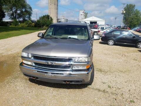 2001 Chevrolet Suburban for sale at Craig Auto Sales in Omro WI