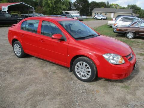 2009 Chevrolet Cobalt for sale at D & T AUTO INC in Columbus MN