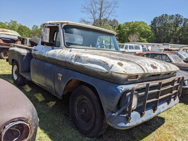 1966 Chevrolet C/K 20 Series for sale at Classic Cars of South Carolina in Gray Court SC