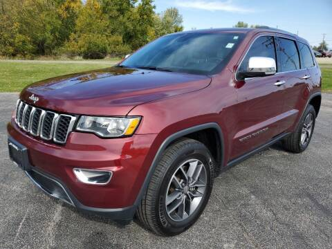 2018 Jeep Grand Cherokee for sale at Art Hossler Auto Plaza Inc - Used Inventory in Canton IL