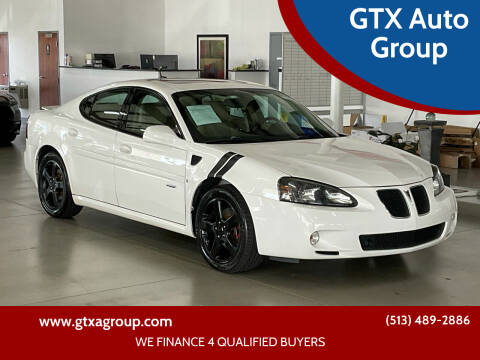 2008 Pontiac Grand Prix for sale at GTX Auto Group in West Chester OH