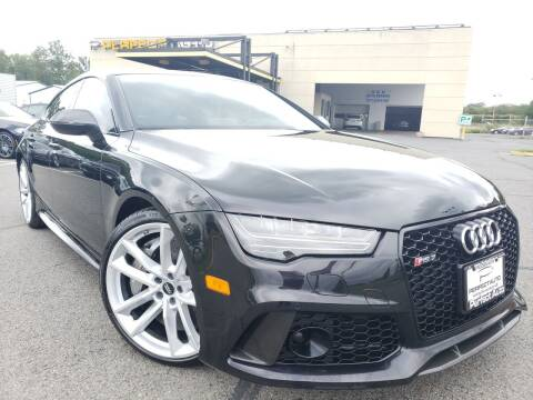 2017 Audi RS 7 for sale at Perfect Auto in Manassas VA