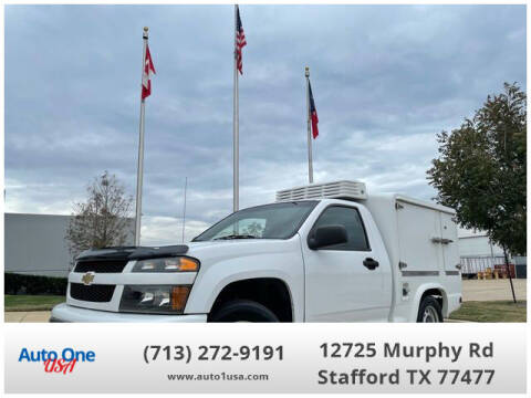 2011 Chevrolet Colorado for sale at Auto One USA in Stafford TX