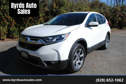 2018 Honda CR-V for sale at Byrds Auto Sales in Marion NC