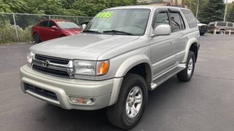 2001 Toyota 4Runner for sale at ROUTE 6 AUTOMAX in Markham IL