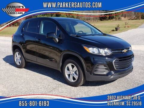 2019 Chevrolet Trax for sale at Parker's Used Cars in Blenheim SC