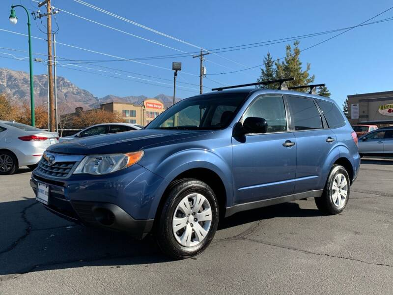2012 Subaru Forester for sale at Ultimate Auto Sales Of Orem in Orem UT