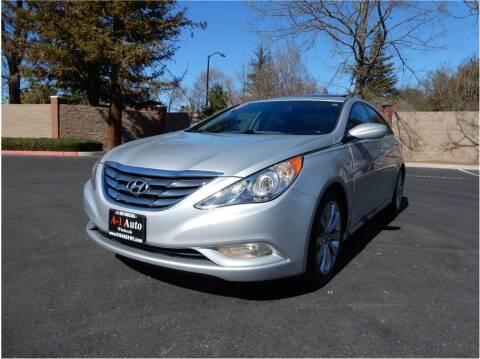 2011 Hyundai Sonata for sale at A-1 Auto Wholesale in Sacramento CA
