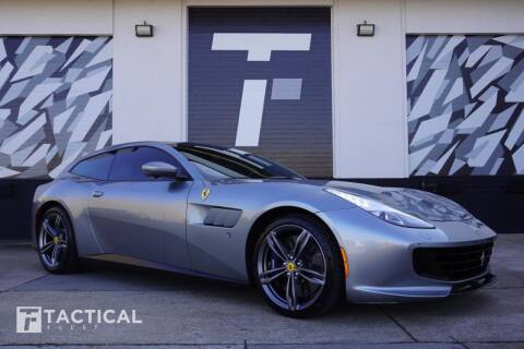 2019 Ferrari GTC4Lusso for sale at Tactical Fleet in Addison TX