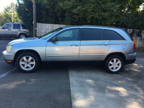 2005 Chrysler Pacifica for sale at Diamond Auto Sales in Lexington NC