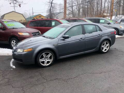 2004 Acura TL for sale at 22nd ST Motors in Quakertown PA