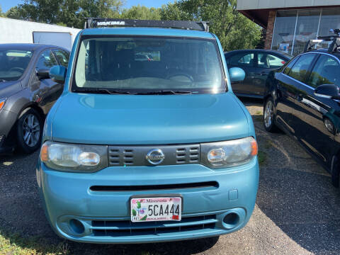 2009 Nissan cube for sale at Northtown Auto Sales in Spring Lake MN