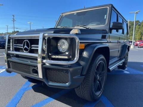 2013 Mercedes-Benz G-Class for sale at Southern Auto Solutions - Lou Sobh Honda in Marietta GA