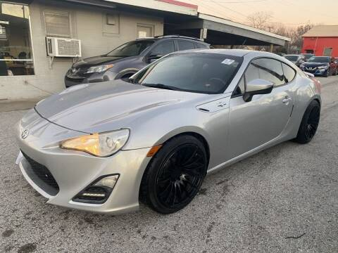 2014 Scion FR-S for sale at Pary's Auto Sales in Garland TX