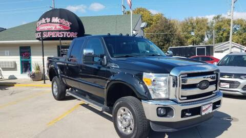 2014 Ford F-350 Super Duty for sale at DICK'S MOTOR CO INC in Grand Island NE