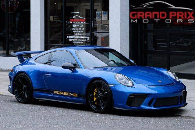 2018 Porsche 911 for sale in Portland, OR