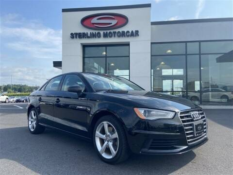 2015 Audi A3 for sale at Sterling Motorcar in Ephrata PA
