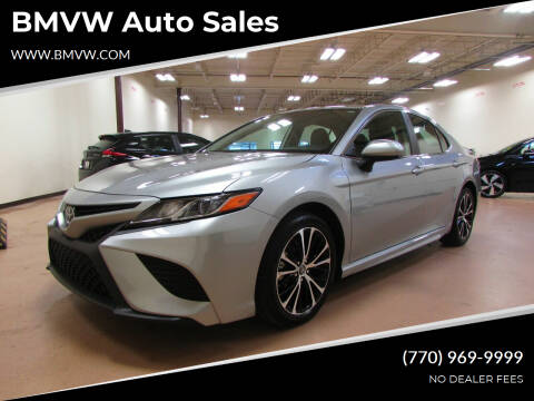 2019 Toyota Camry for sale at BMVW Auto Sales - Electric Vehicles in Union City GA