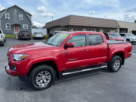2018 Toyota Tacoma for sale at MAGNUM MOTORS in Reedsville PA