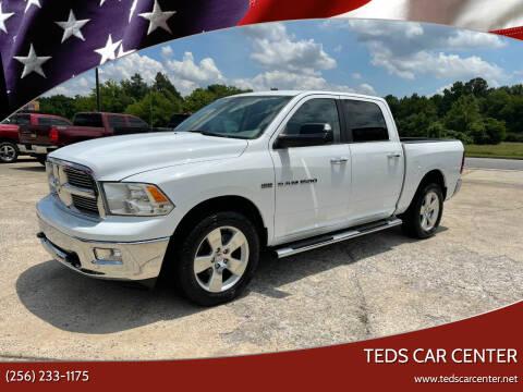 2012 RAM Ram Pickup 1500 for sale at TEDS CAR CENTER in Athens AL