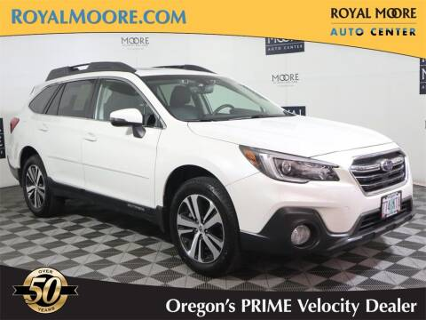 2018 Subaru Outback for sale at Royal Moore Custom Finance in Hillsboro OR