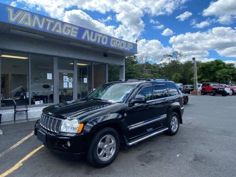 2007 Jeep Grand Cherokee for sale at Vantage Auto Group in Brick NJ