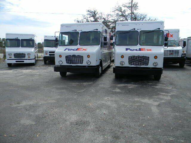 2000 Freightliner MT45 Chassis for sale at Longwood Truck Center Inc in Sanford FL