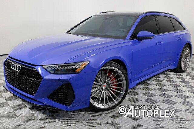 2021 Audi RS 6 for sale in Lewisville, TX