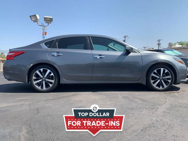 2016 Nissan Altima for sale at Hyatt Car Company in Phoenix AZ