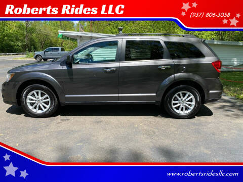 2014 Dodge Journey for sale at Roberts Rides LLC in Franklin OH