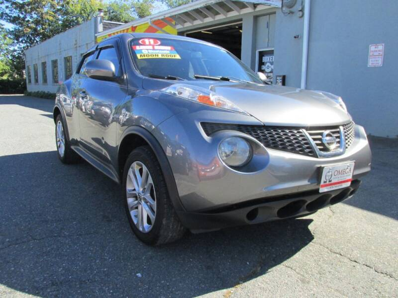 2011 Nissan JUKE for sale at Omega Auto & Truck Center, Inc. in Salem MA