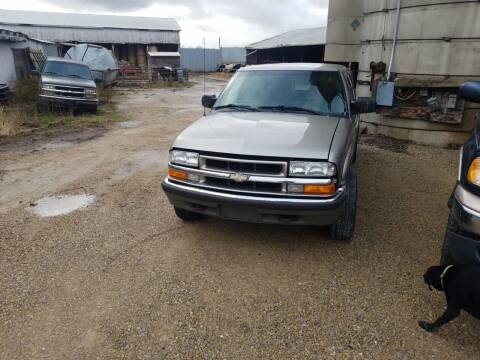 2002 Chevrolet S-10 for sale at Craig Auto Sales in Omro WI