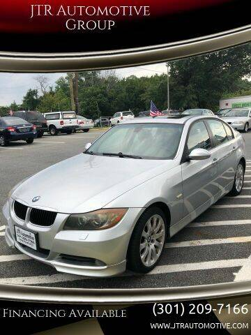 2007 BMW 3 Series for sale at JTR Automotive Group in Cottage City MD