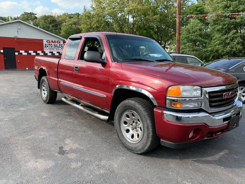 2005 GMC Sierra 1500 for sale at GMG AUTO SALES in Scranton PA